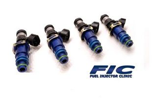 FIC 1000cc HIGH IMPEDANCE INJECTORS EVOLUTION8/9
